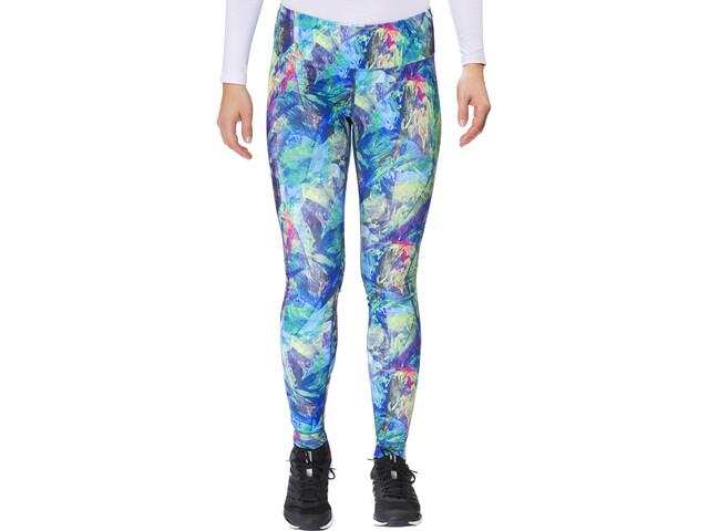 asics Graphic Spodnie do biegania Kobiety kolorowy